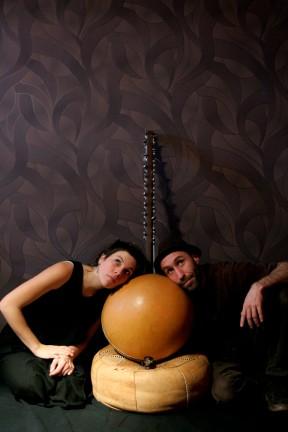 19 11h Manolo et Manuela Kora accords de cordes