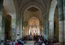 Eglise Romane © Patrick Vinatier