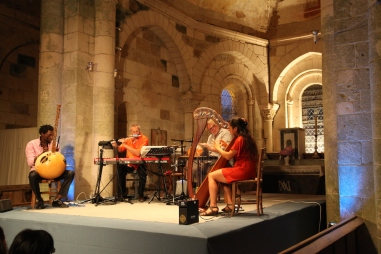 24 Août 2013 LAYKA Quatuor © Patrick Vinatier
