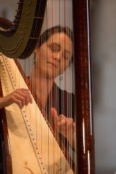 """25 Août 2013 Atlantic Harp Duo - """"Chopin-Sand"""" © Nicolas Van Ingen"""