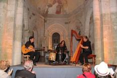 Ismaël Ledesma Trio © Patrick Vinatier