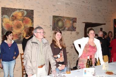 Didier Philippe, Louise Augoyard et Christine Brigand © Patrick Vinatier