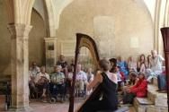 06 08 2017 Cloître de l'Abbaye de La Prée ©PV