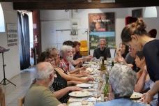 2019 08 25 repas bénévoles artistes ©Patrick Vinatier 1292